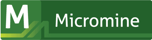 Micromine Mining Software