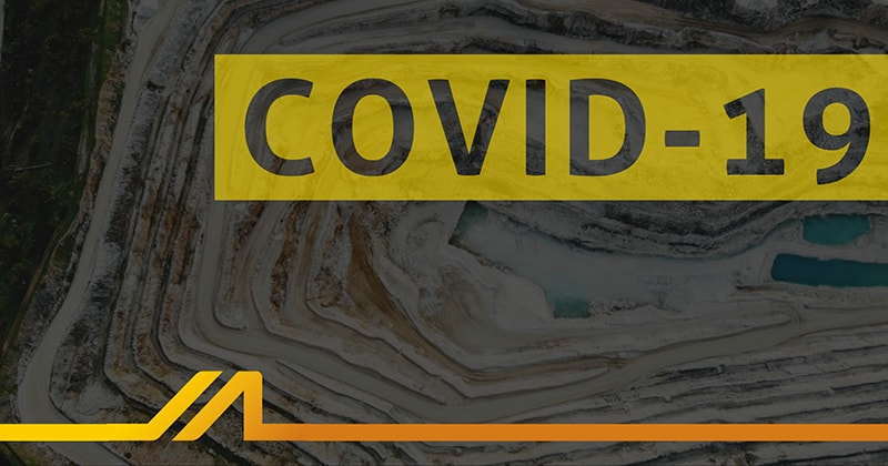 Micromine about COVID-19 official